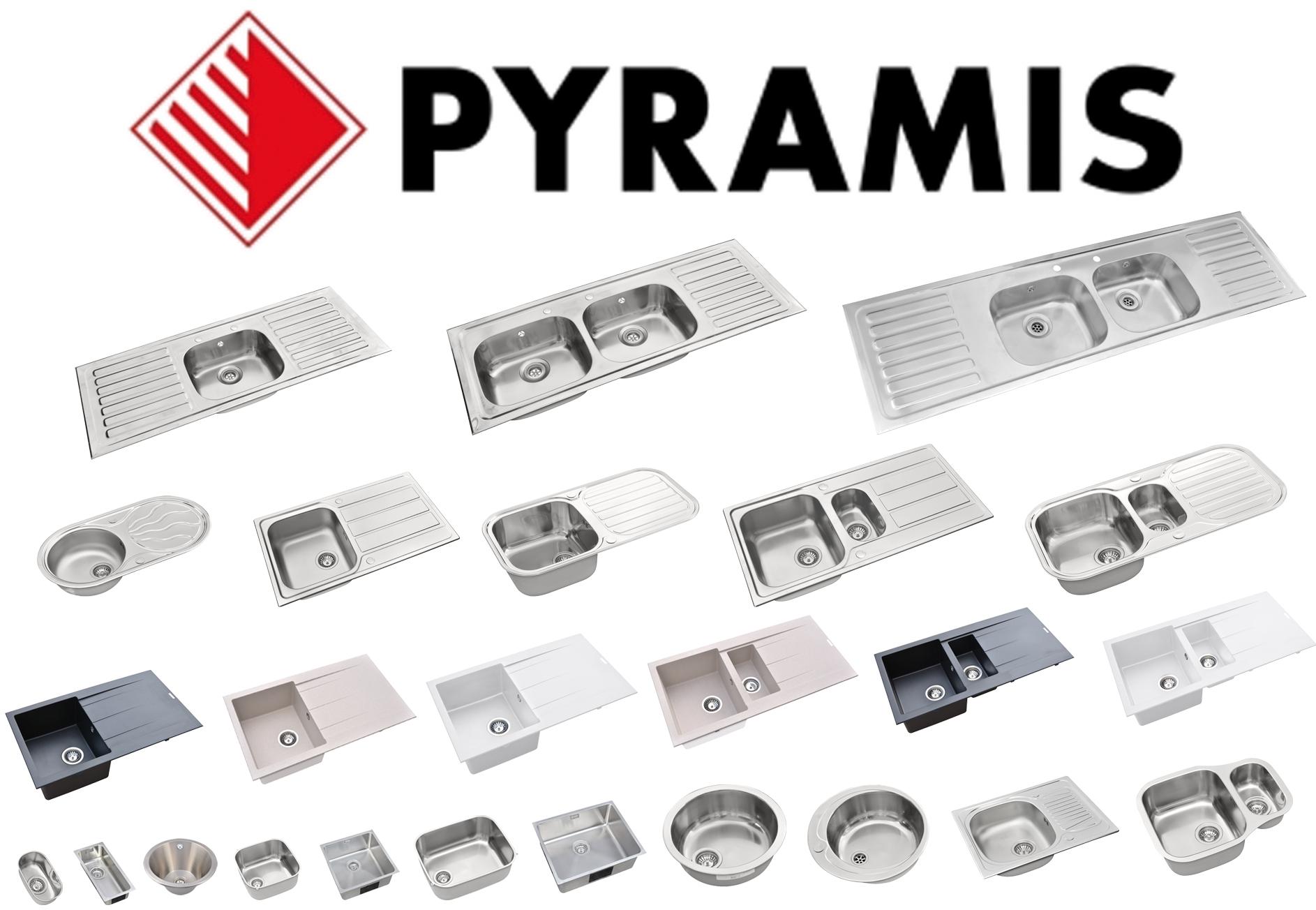 Installing Pyramis Sinks Videos