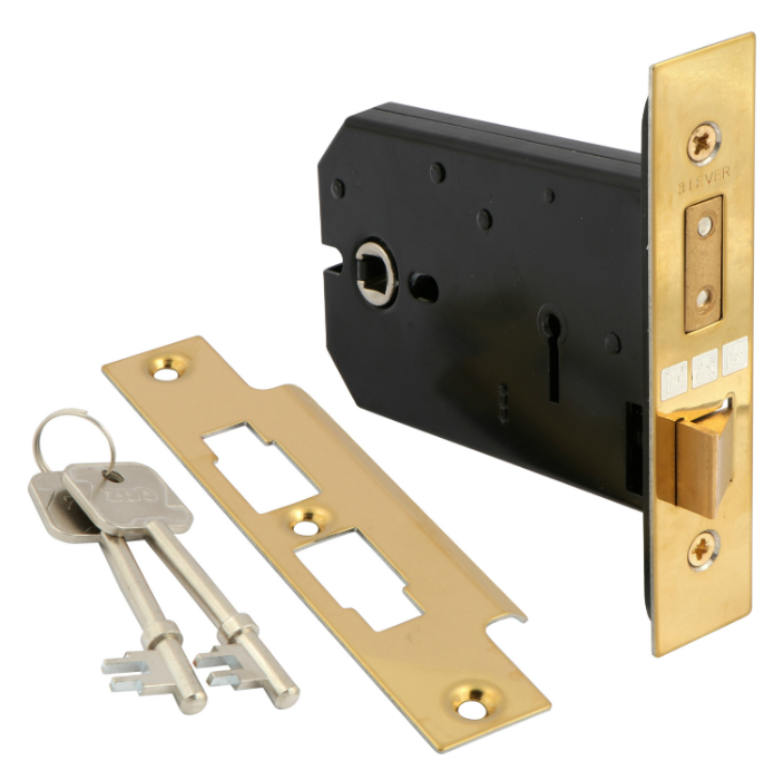 Locks for interior Door Knobs