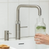 Quooker Fusion square stainless steel tap