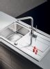Pyramis Alea single bowl sink