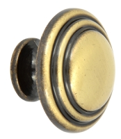 Bronze Giulio 10/721 knob - 40mm