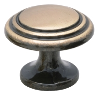 Bronze Giulio 10/721 knob - 25mm