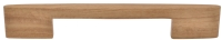 Wooden  Latitude  Handle  Oak  160mm