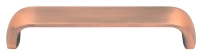 Savona copper handle 160mm