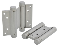 Double swing spring hinge - 102mm / 4in