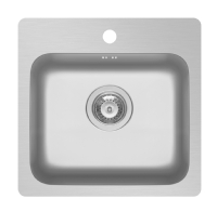 Pyramis Zeria Flushmount Sink with Tap  ...