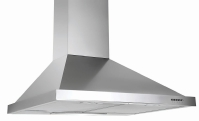 Stainless steel cooker hood - 600mm