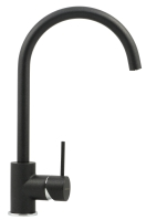 Composite Matching Tap Black/Chrome