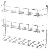 Triple tier spice rack - 300mm door