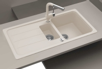Schock Composite Bowl & Half Sink Sands ...