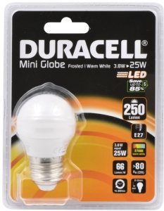 Duracell LED golf lamp