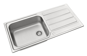 Athena Extra Deep Single Bowl Sink