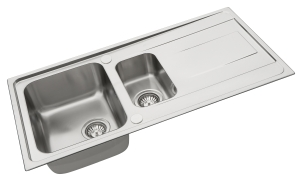 Alea 1.5 bowl sink