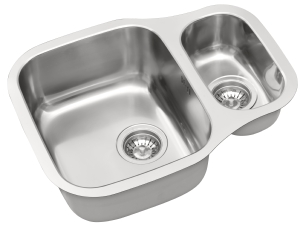 Pyramis Dione 1.5 bowl undermount sink