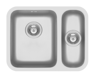 Relia 1.5 bowl undermount sink