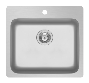 Zeria 600mm unit flushmount sink