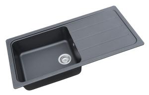Black -composite -sink