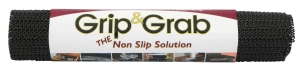 Grib and grab non slip mat for drawers and baskets