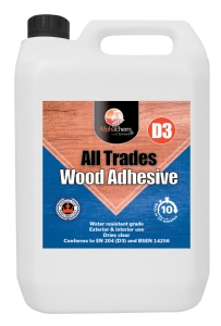 Alpha Chem Wood Adhesive D3