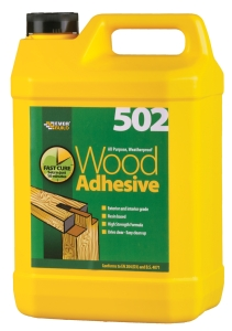 Everbuild joinery wood adhesive