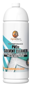 Alpha Chem PVCu Solvent Cleaner
