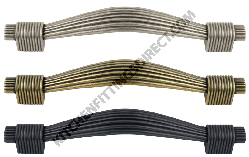 Reeded -kitchen -handles