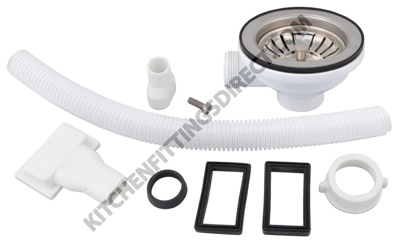 Pyramis Spare Waste For Single Bowl Sink