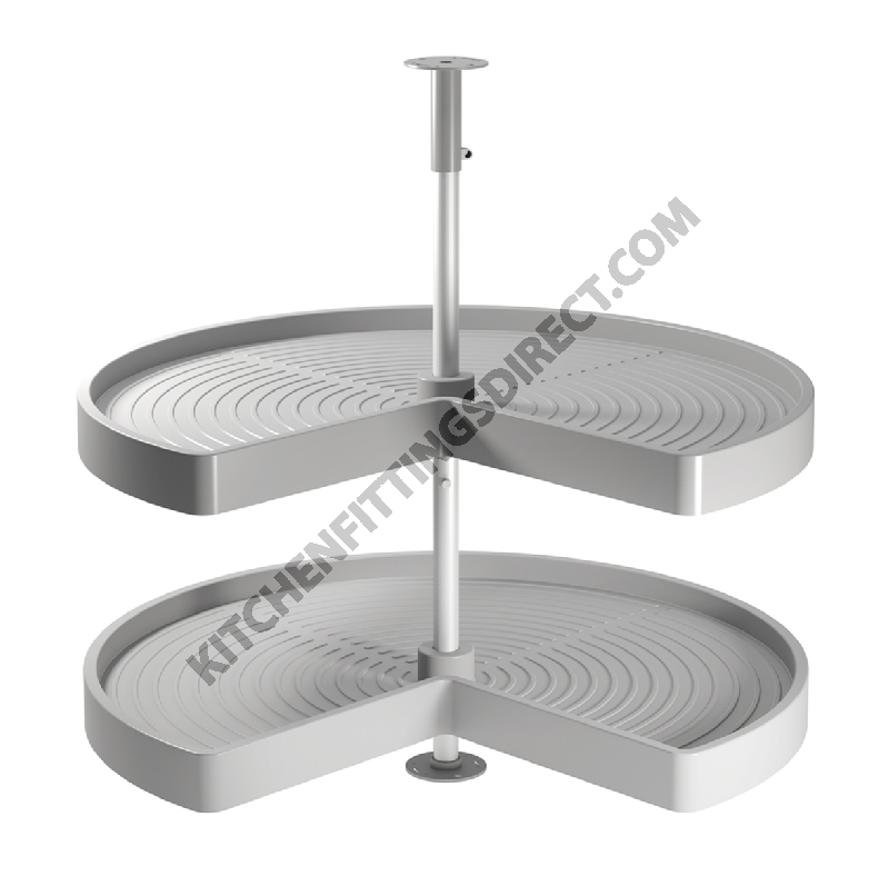 Kitchen Fittings Direct Voucher Code: Solid Base 3/4 Carousel For Kitchen Corner Unit