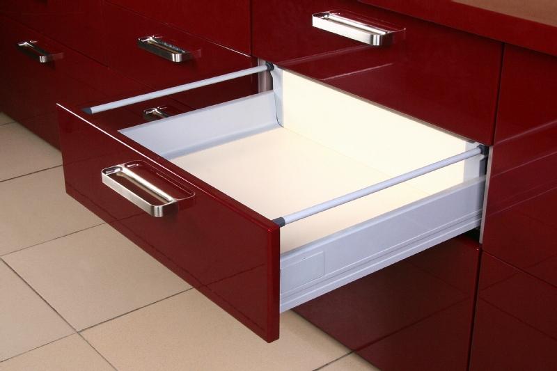 DTC soft close pot drawer kit