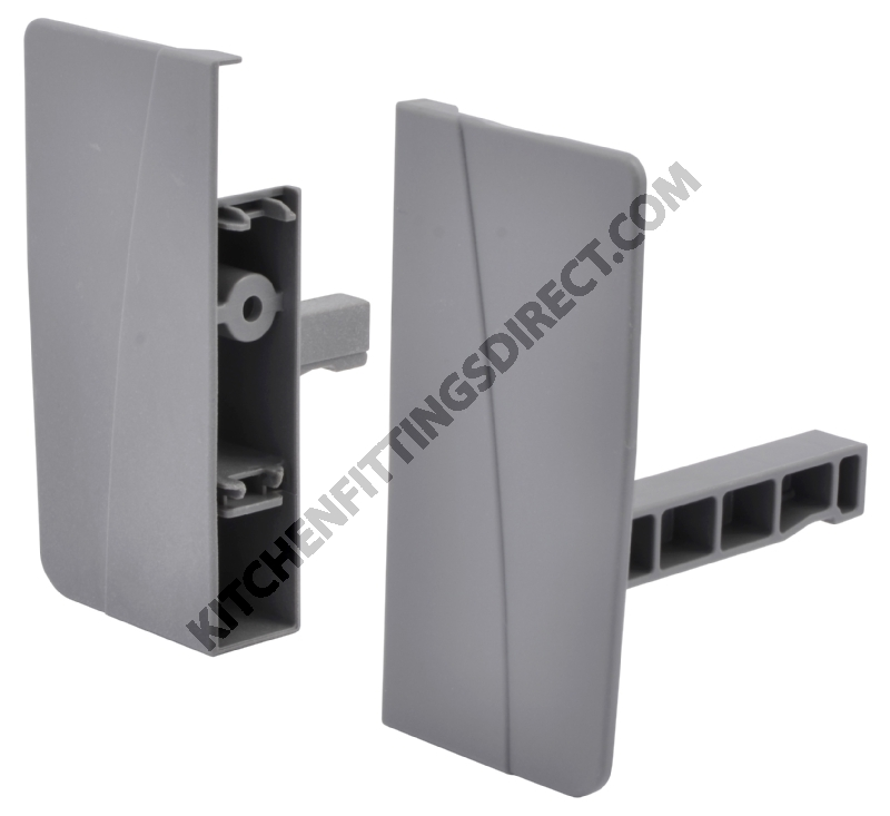 Internal drawer front clip - DTC drawer clips