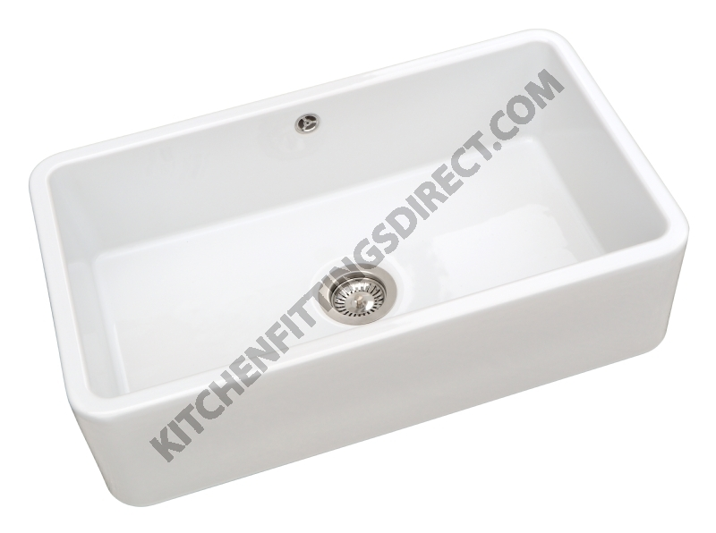 farmhouse style Butler sink