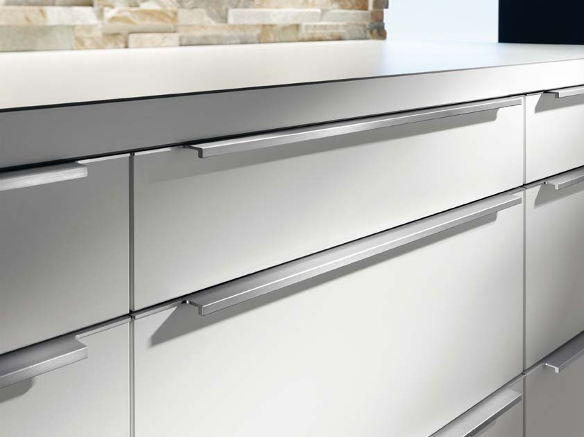 Cabinet Hardware White Kitchen
