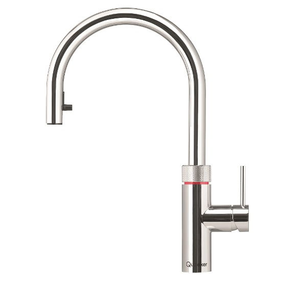 Quooker Fusion Square Chrome Boiling Water Tap