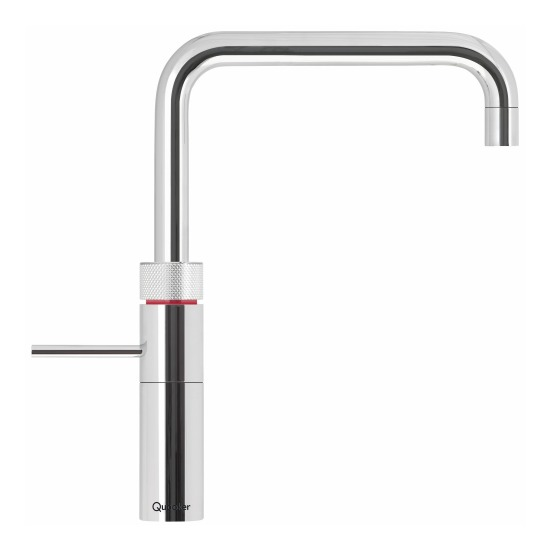 Quooker Square Chrome Boiling Water Tap