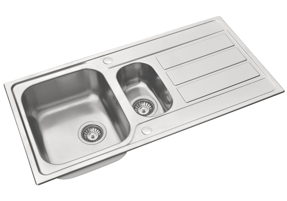 Kitchen sinks, taps, handles and door knobs Ireland