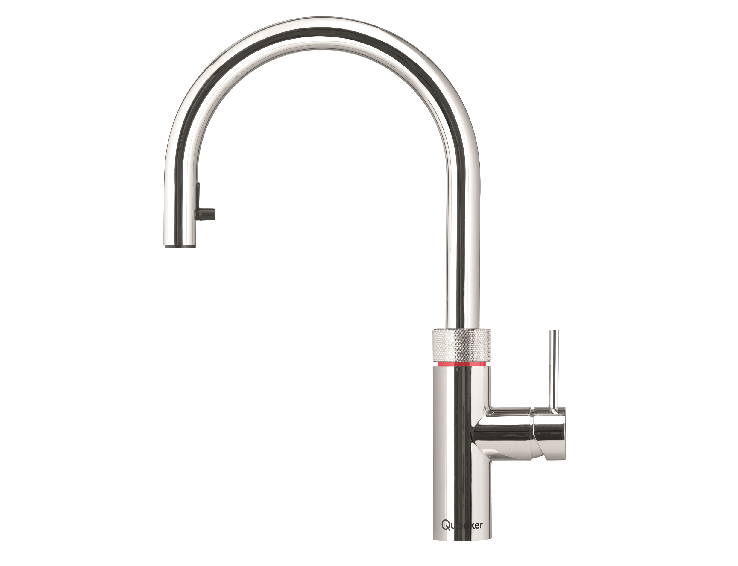 Quooker Flex pullout and boiling tap