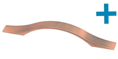 Bologna Copper Handle