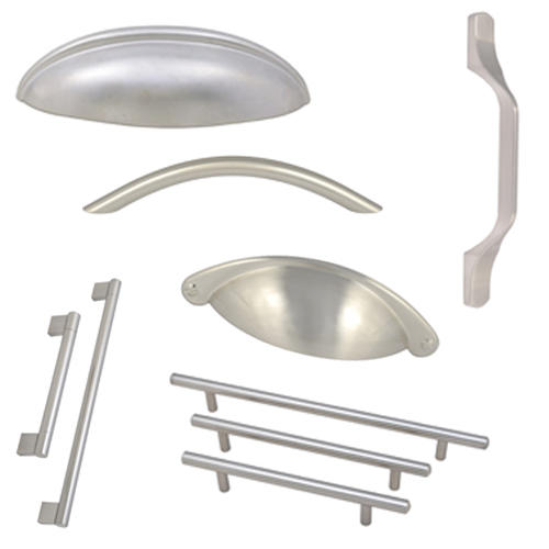 Nickel Kitchen Handles Knobs