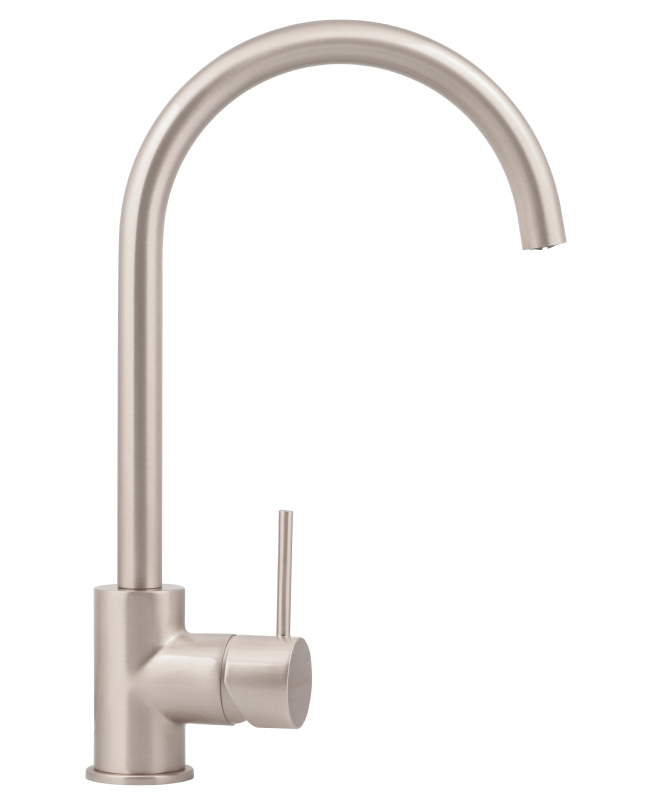 Elara Brushed Nickel Tap