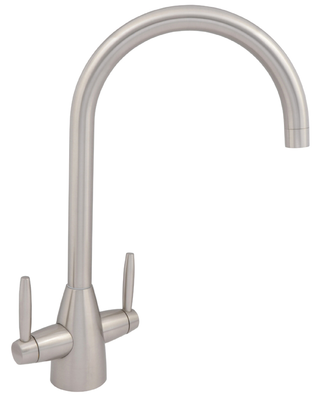 Tutti Brushed Nickel Tap