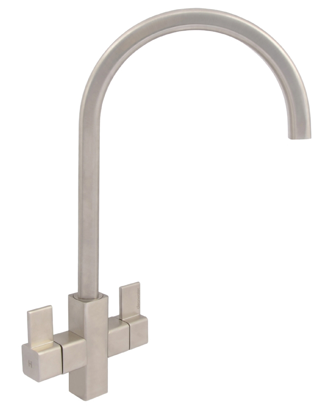 Cherika Brushed Nickel Tap