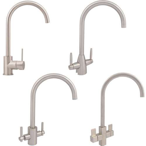 Brushed Nickel Tap