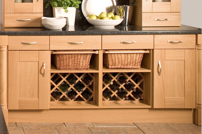Wicker Storage Baskets UK